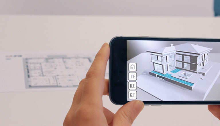 The past and the future of Augmented Reality