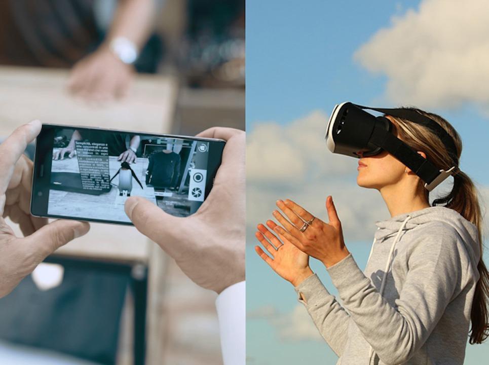 Differenze tra Realtà Aumentata e Virtuale