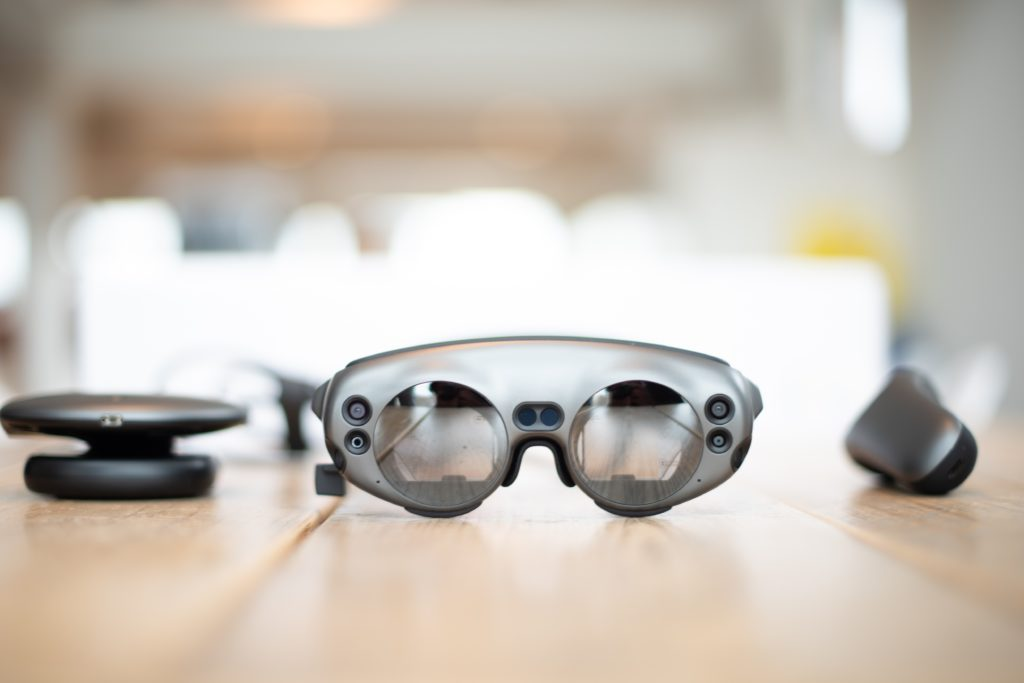 Investments in Augmented Reality