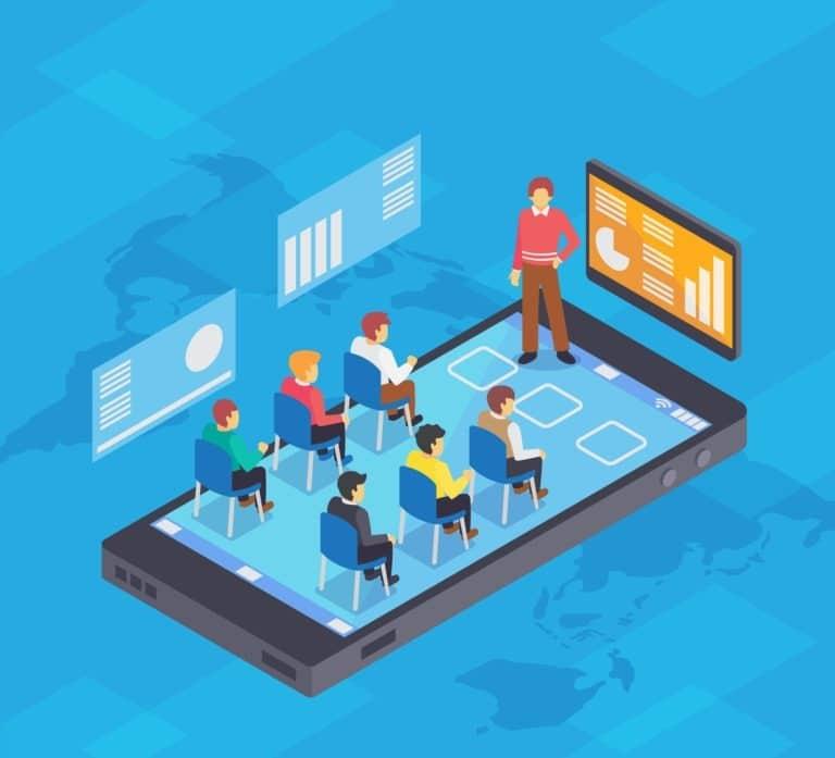 Piattaforme e-learning e Realtà Aumentata