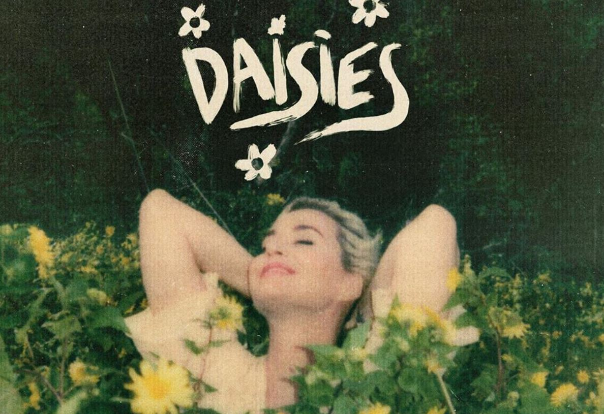 """Katy Perry and her performance of """"Daisies"""" in Augmented Reality"""
