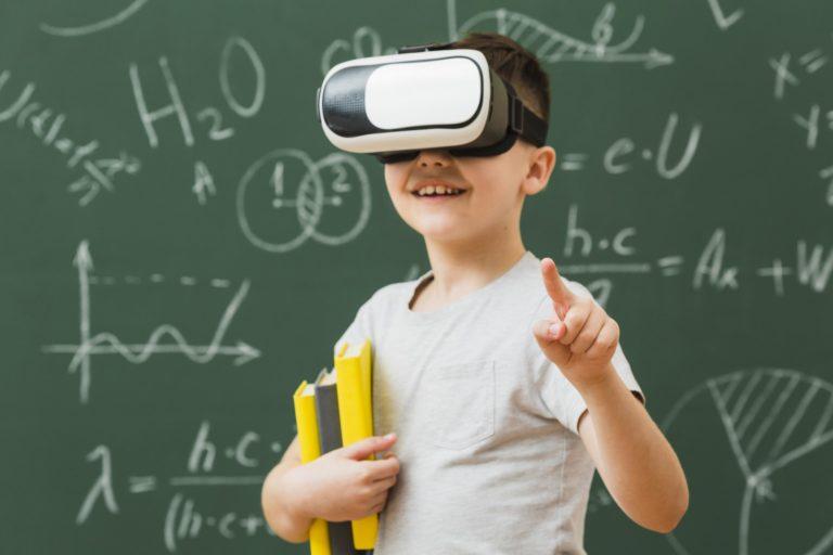 I benefici della Realtà Virtuale nel campo dell'educazione