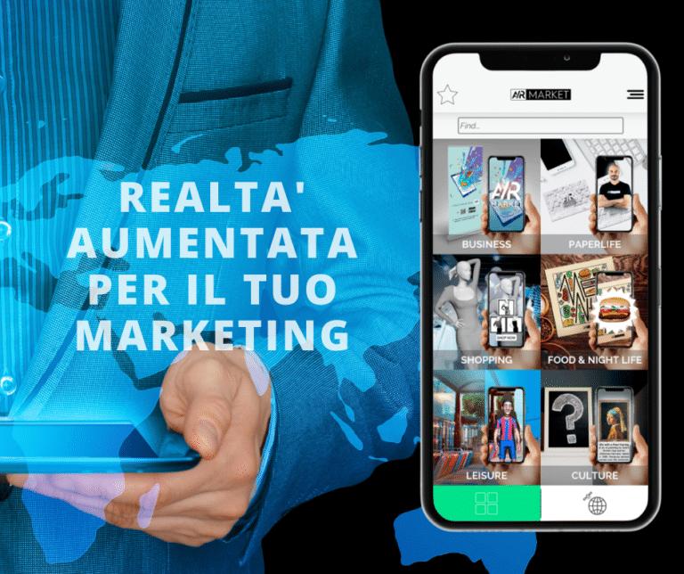 Marketing e Realtà Aumentata